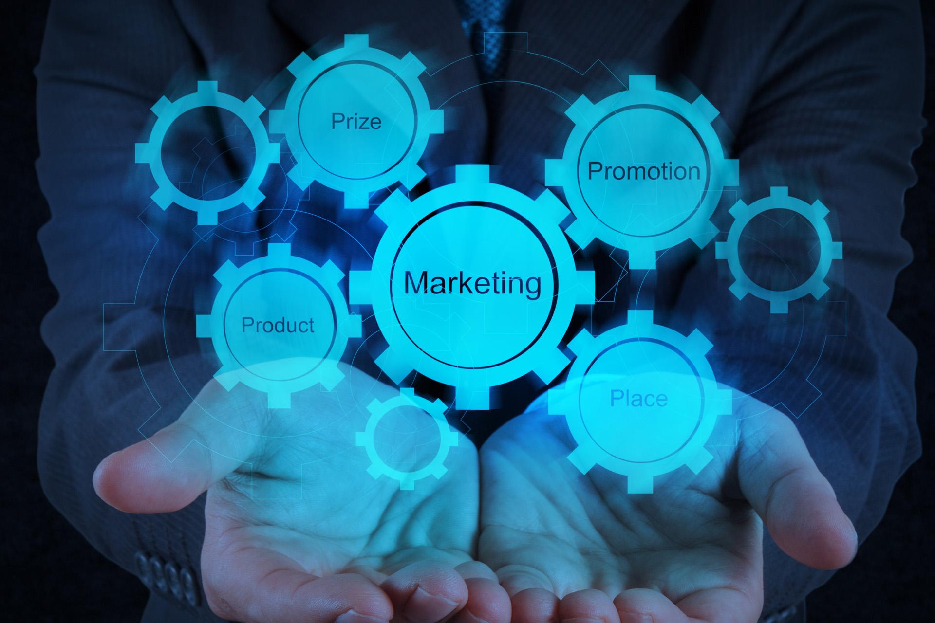 Váš marketingový plán – Marketingový mix a komunikace